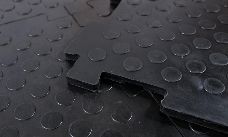 Купить Модульное резиновое покрытие Stecter (500х500х20мм) 2063,