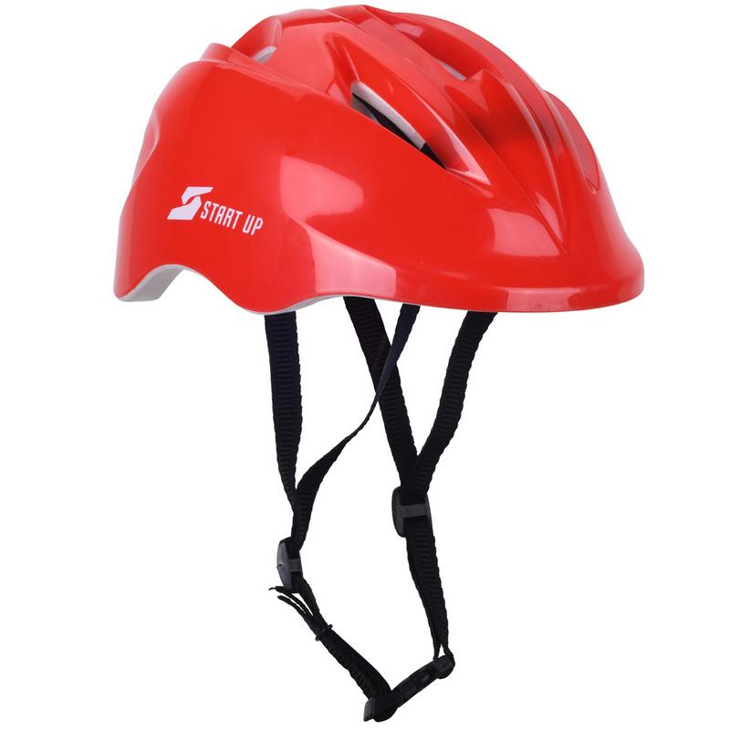 Купить Шлем роликовый Start Up Solo (M 54-57) красный,