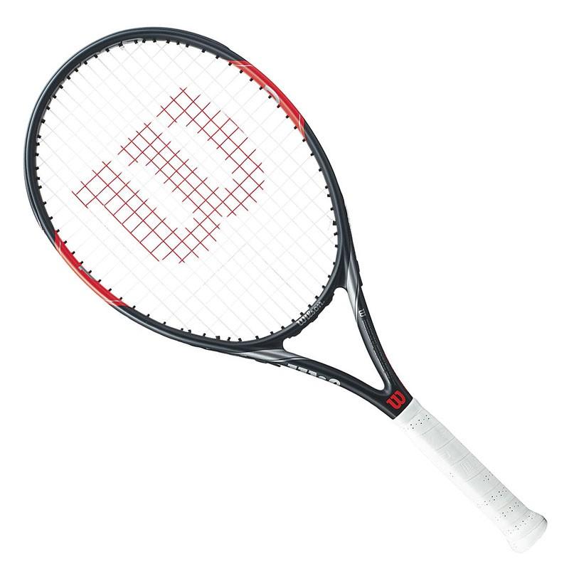Ракетка для большого тенниса Wilson Federer Team 105 GR2 теннисная ракетка wilson wrt3150 2014