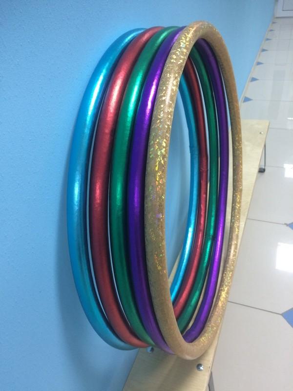 Обруч стальной ФСИ Фитнес-Комфорт (толщина 50мм), d90см