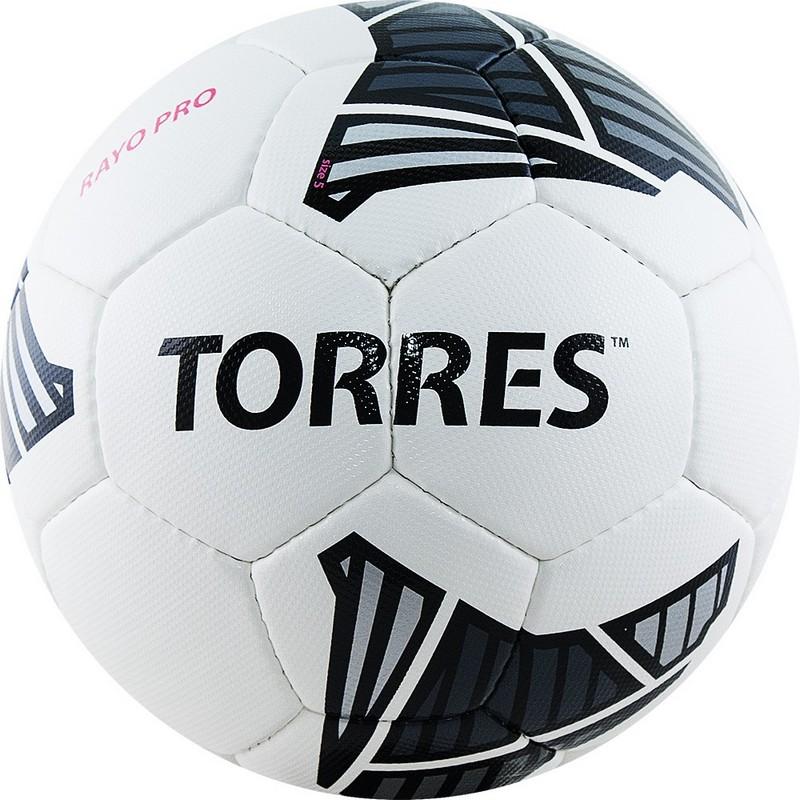Мяч футбольный Torres Rayo Pro р.5 мяч футбольный torres winter street 5 резина