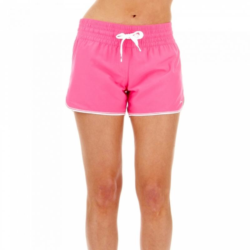 Шорты женские Speedo Classic 12 quot; Watershort, розовый/белый, 8-078658814 полусапоги на шнуровке женские