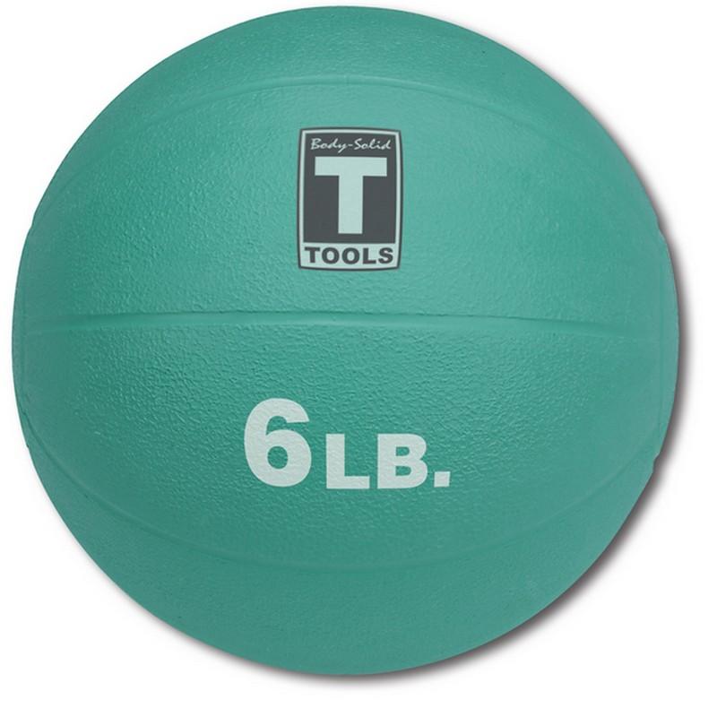 Медицинский мяч  2,7 кг Body Solid BSTMB6