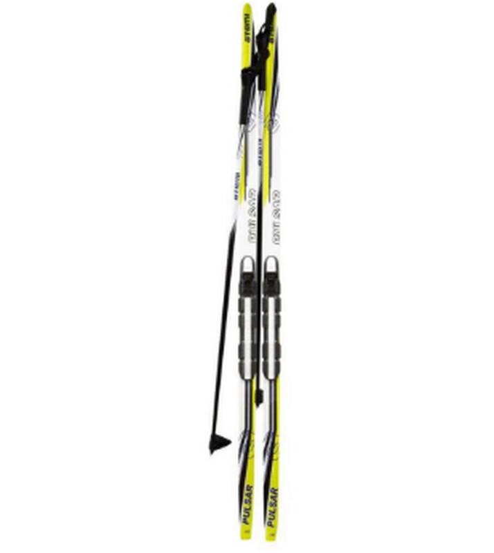 Лыжный комплект Atemi Pulsar Крепление: NNN, step