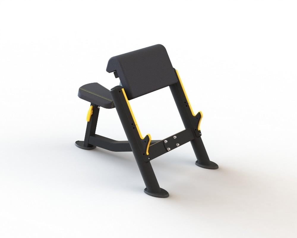 Парта Скотта Kraft Fitness KFPCY регулируемая скамья kraft fitness kffiuby