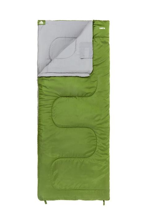 Купить Спальный мешок Trek Planet Camper зеленый 70304-L в России