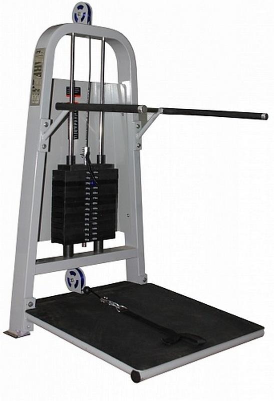 Универсальный тренажер для ног Harper Gym P-011-1 (грузоблок)
