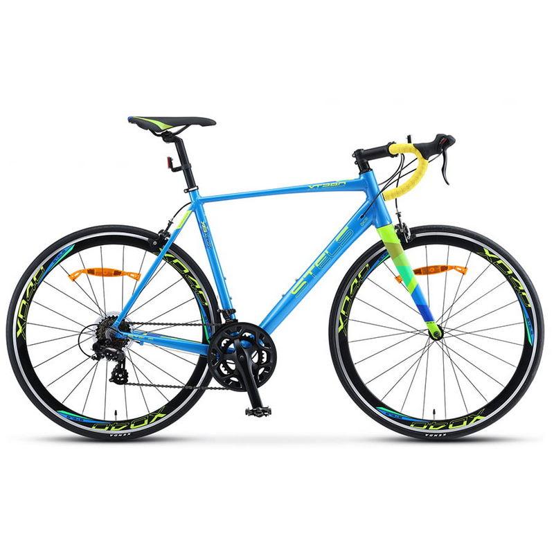 Купить Велосипед Stels XT280 V010 Синий/Жёлтый 28Ø (LU093423) 35035,