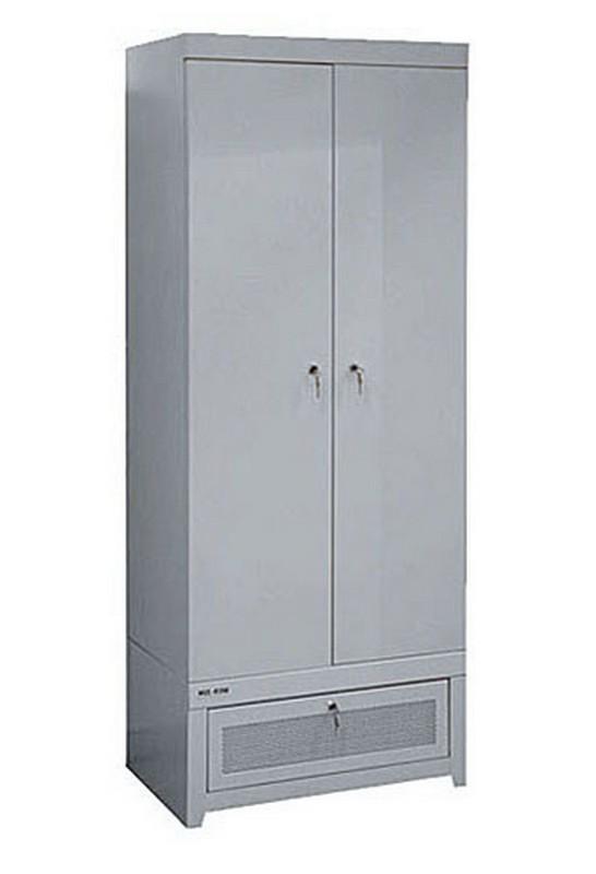 Шкаф сушильный металлический для одежды и обуви ШСО-22М 2200х800х500мм