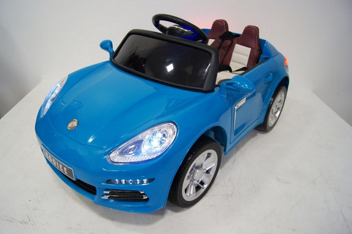 Электромобиль River-Toys Porshe E001EE