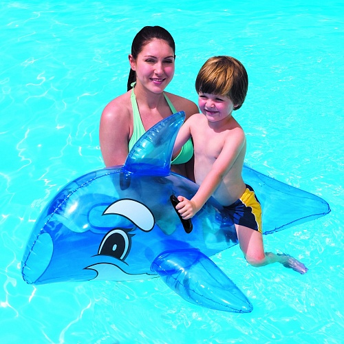 Игрушка надувная Bestway (3+) 41036  Дельфин 118Х72см (10%ндс)