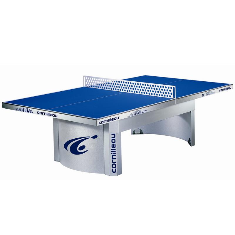 Теннисный стол всепогодный антивандальный Cornilleau Pro 510 Outdoor