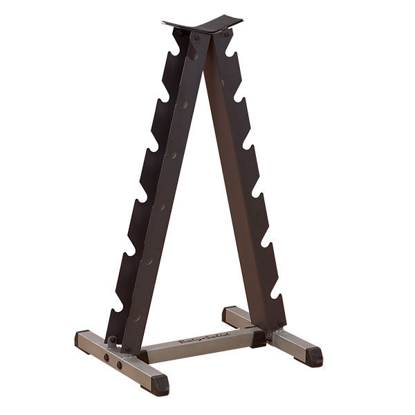 Вертикальная стойка для гантелей Body Solid GVDR-44 body solid mb507rg
