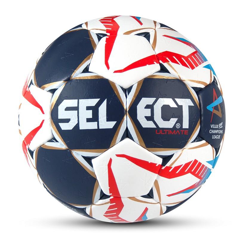Мяч гандбольный Select Ultimate Champions League 843316-053 р.3