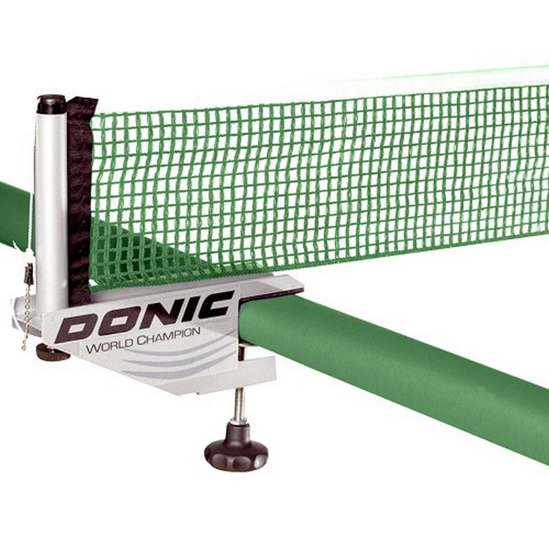Сетка для настольного тенниса Donic World Champion зеленый