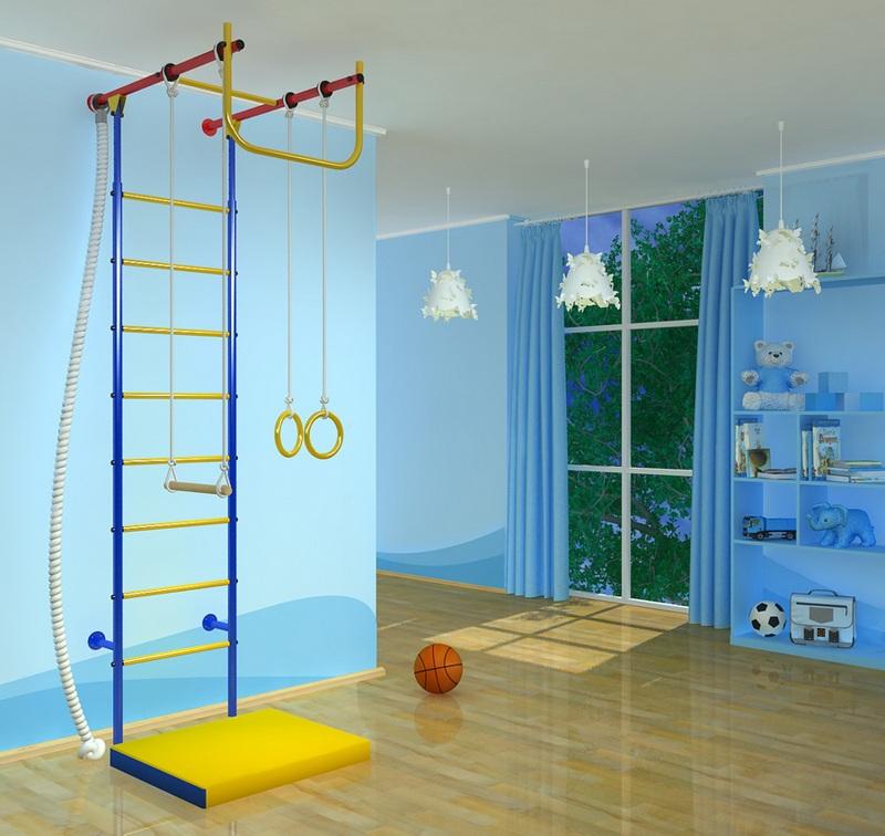 цены Детский спортивный комплекс Самсон 5