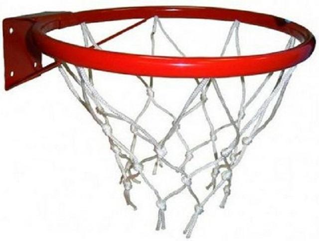 Корзина баскетбольная №3 d=295 мм с сеткой КБ3 quevedo f la vida del buscon nivel 1