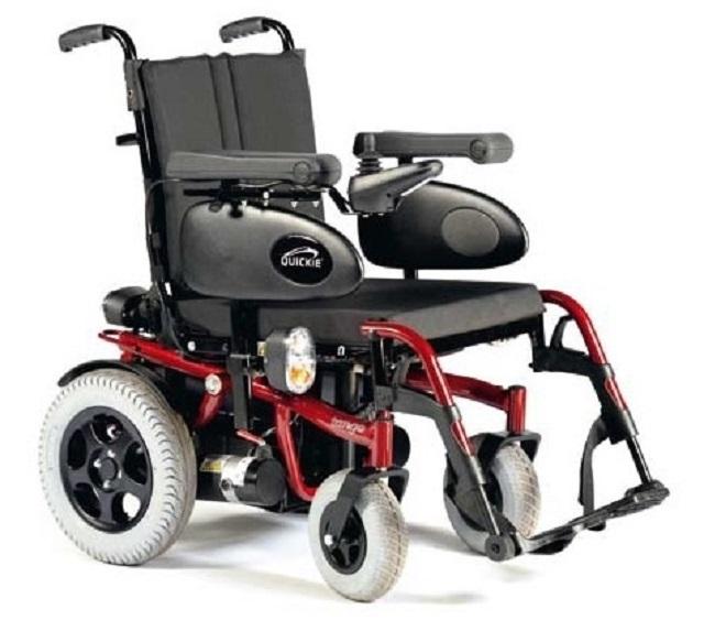 Кресло-коляска инвалидная электрическая Titan Deutschland Gmbh Tango (43-50 cм) LY-EB103-0340