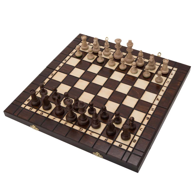 Купить Шахматы + Шашки Нарды Кинг 40, NoBrand