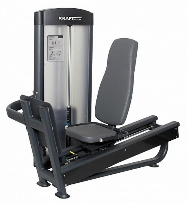 Жим ногами Kraft Fitness KFSLP регулируемая скамья kraft fitness kffiuby