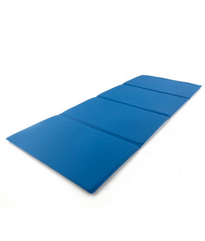 Складной коврик для аэробики, 150х60х1 см. K-Well KWMD60P складной коврик для аэробики aerofit em rk 307e