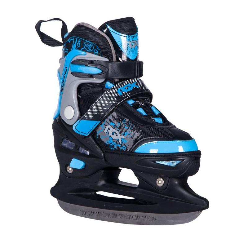 Купить Раздвижные коньки RGX Techno blue,