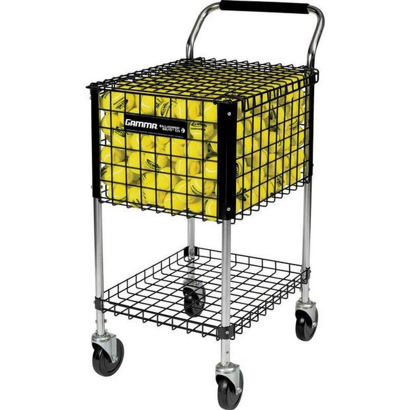 Корзина-тележка Gamma Ballhopper Brute Teaching Cart /325