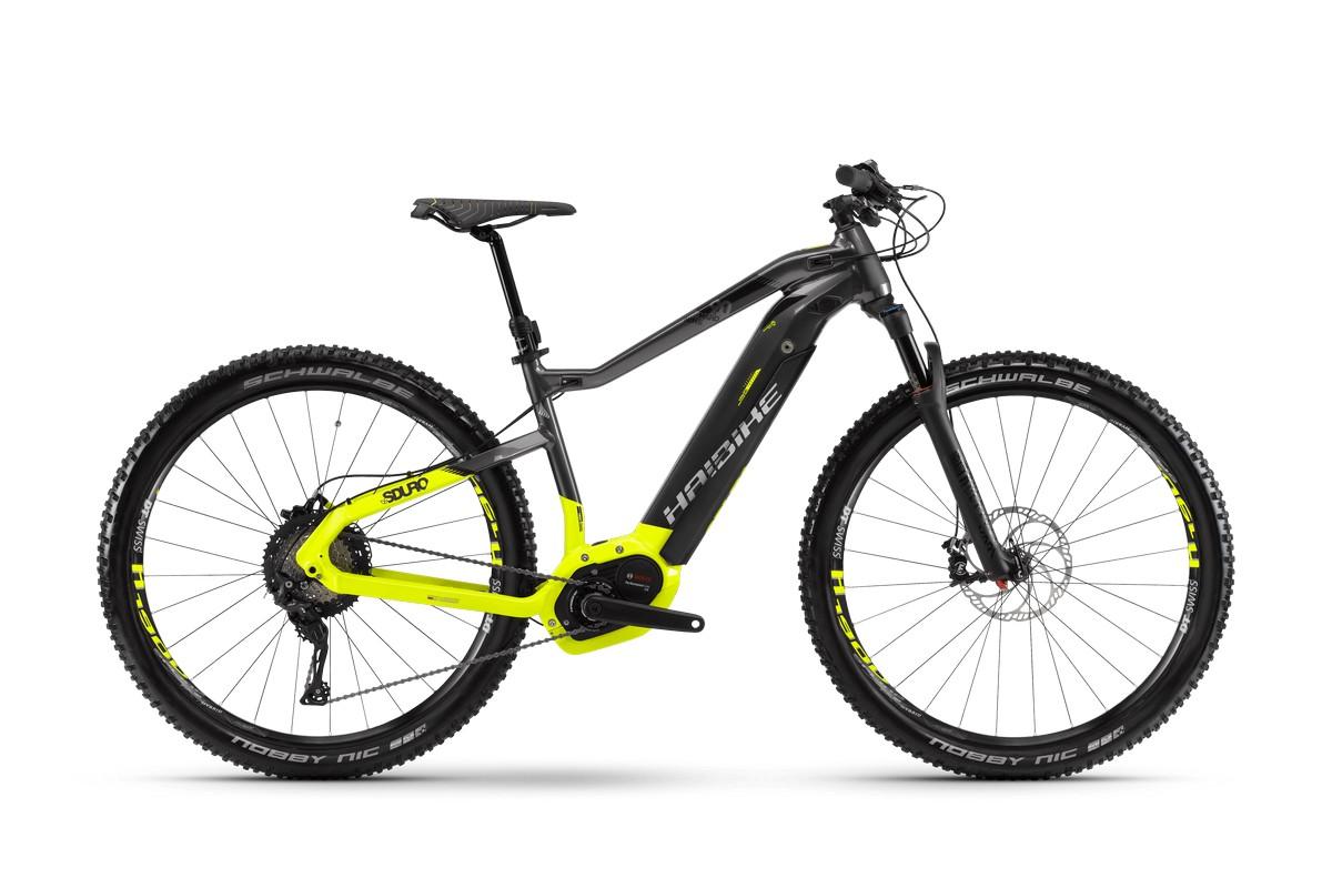 Электровелосипед Haibike Sduro HardNine 9.0 500Wh 11s XT(2018)