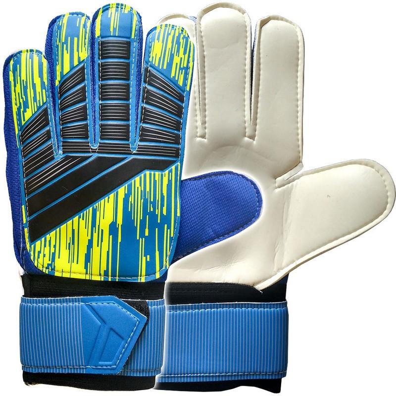 Перчатки вратарские E29484-3 Синий