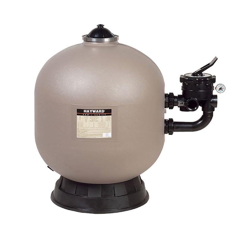 Купить Фильтр Hayward Pro S244SXE (14m3/h, 594mm, 150kg, бок, 1,5 ),