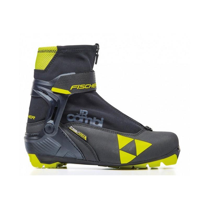 Лыжные ботинки NNN Fischer JR CombiI S40420