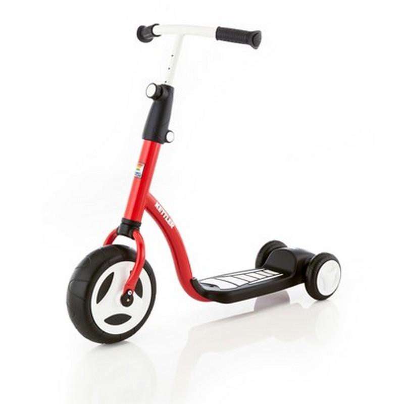 Самокат Kettler Kid`s scooter boy самокат kettler scooter zero 6 greenatic t07115 5010