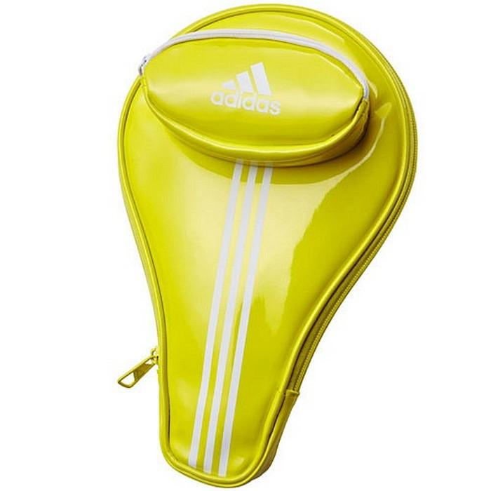 Чехол для одной ракетки Adidas Single back Style AGF-10831 (желтый)