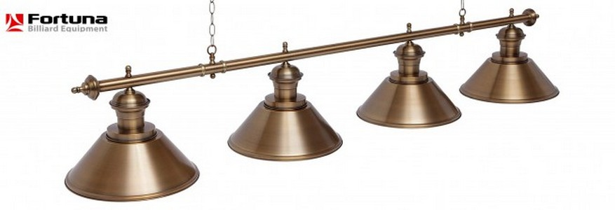 Купить Светильник Fortuna Toscana bronze antique 4 плафона,