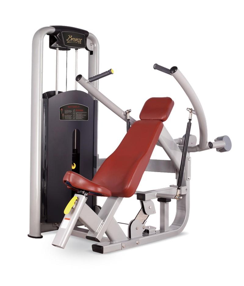 Купить Жим от плеч Bronze Gym MV-003,