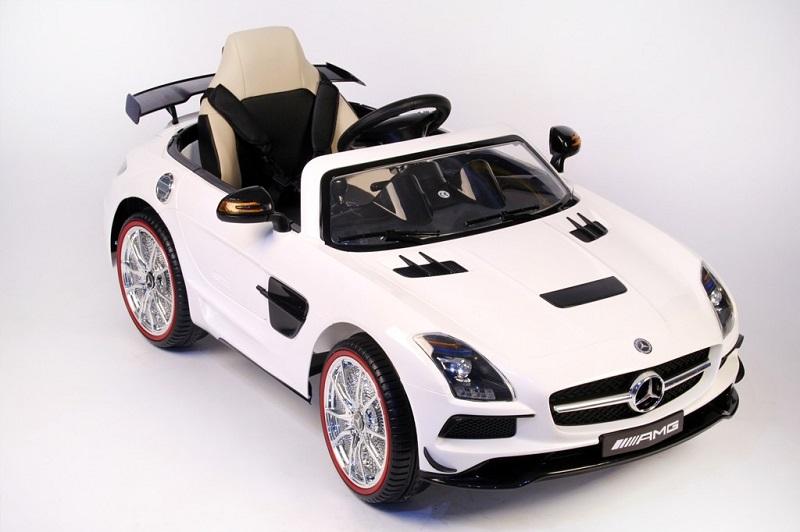 Электромобиль River-Auto Mercedes-Benz SLS A333AA VIP (лицензия)