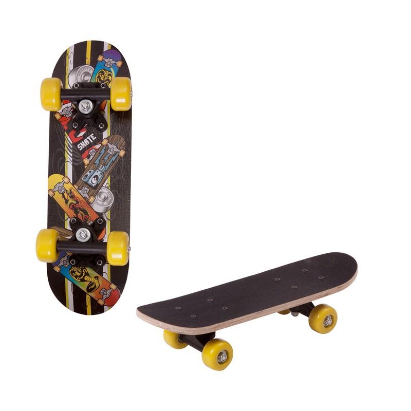 Скейтборд RGX Small 4 скейтборд 8 колес