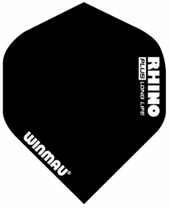 Оперения Winmau Rhino Plus black 6911-104