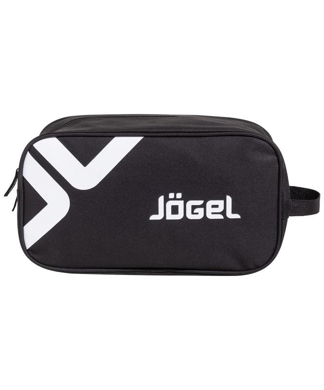 Сумка для обуви Jögel JSB-1803-061 черныйбелый,  - купить со скидкой