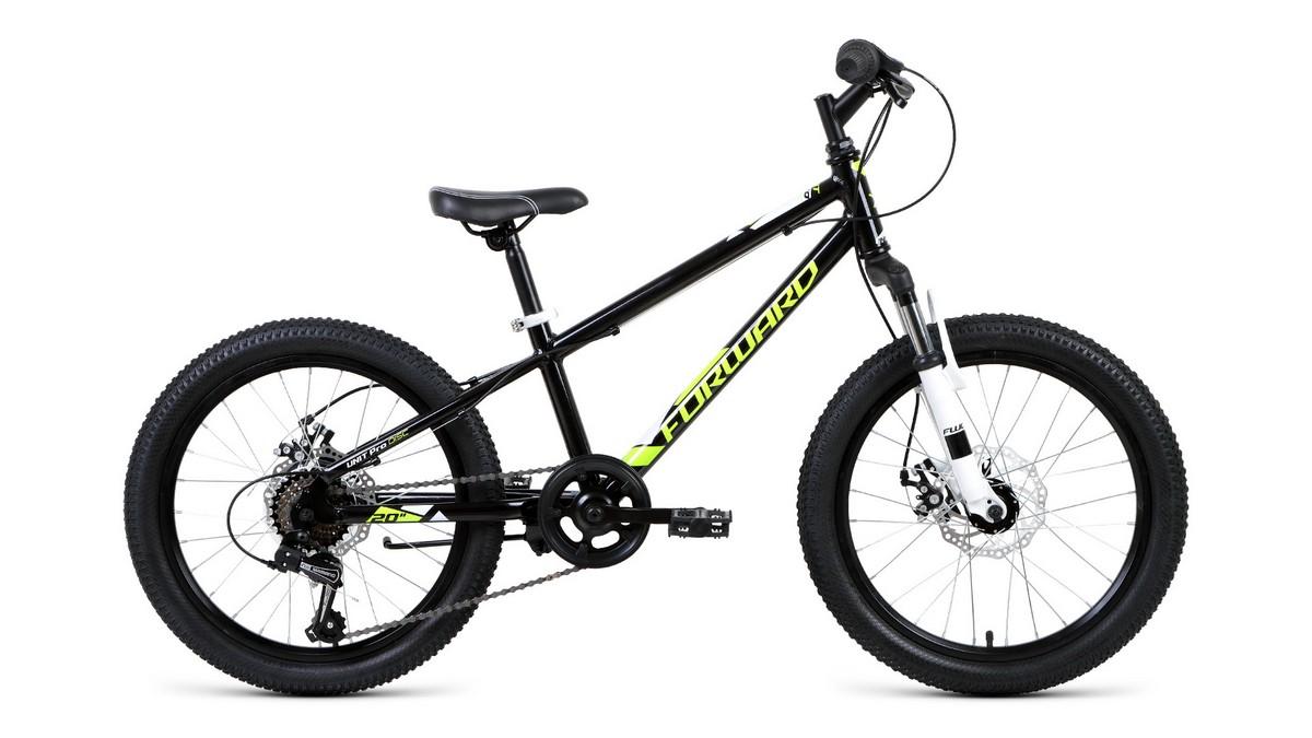 Горный велосипед Forward Unit Pro 20 disc (2019)