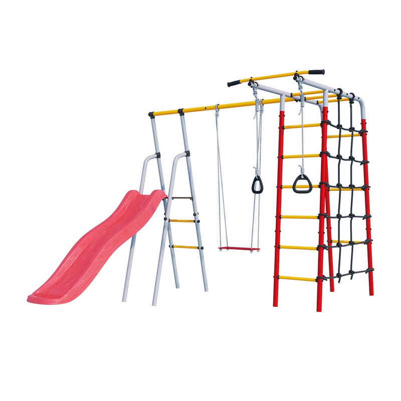 Купить Дачный комплекс Богатырь Romana R 103.07.00, Детские спортивные комплексы, площадки