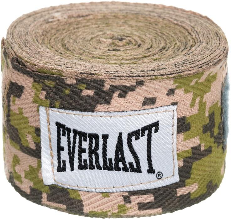 Бинты Everlast 3.5 м камуфляж 4466CAMO фото