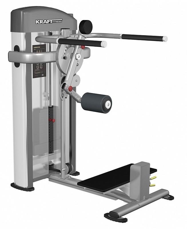 Тренажёр для бёдер и ягодичных Kraft Fitness KFDHIP регулируемая скамья kraft fitness kffiuby