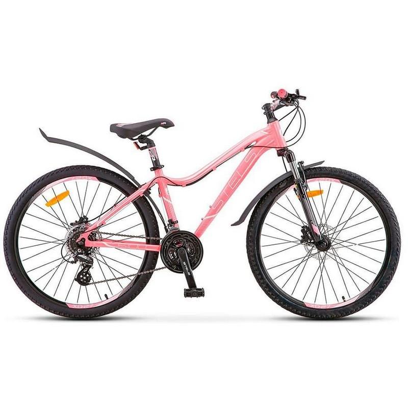 Купить Велосипед Stels Miss-6100 D V010 2019 Светло-красный (LU091519),