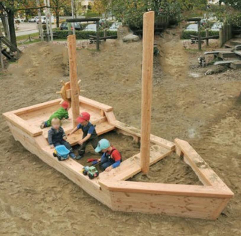 Купить Песочница Лодка Hercules 32808,