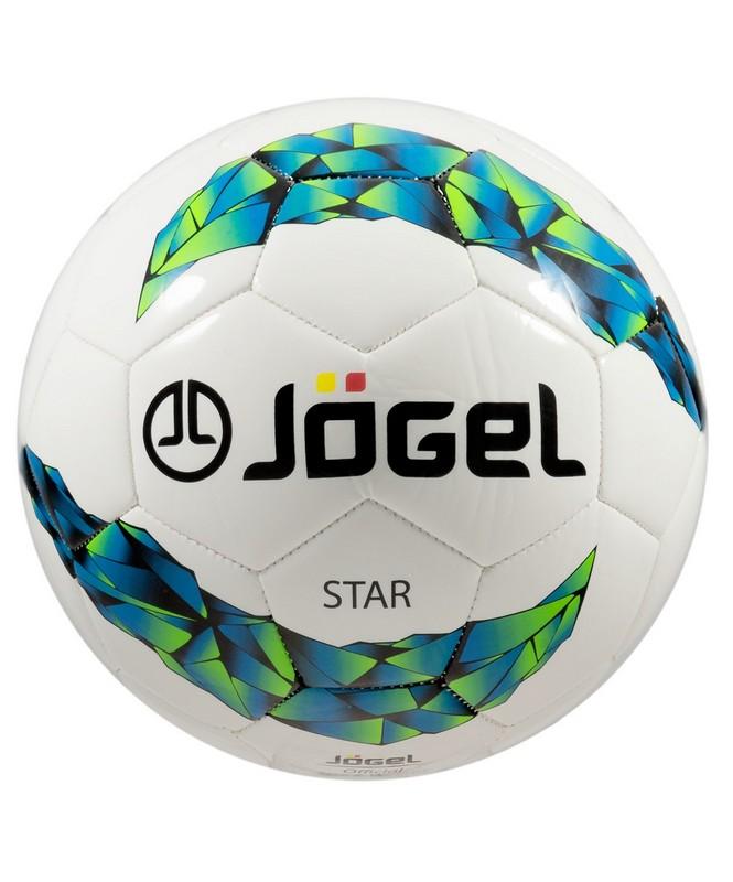 Мяч футзальный J?gel JF-200 Star №4 мяч футбольный j gel js 1000 grand 5