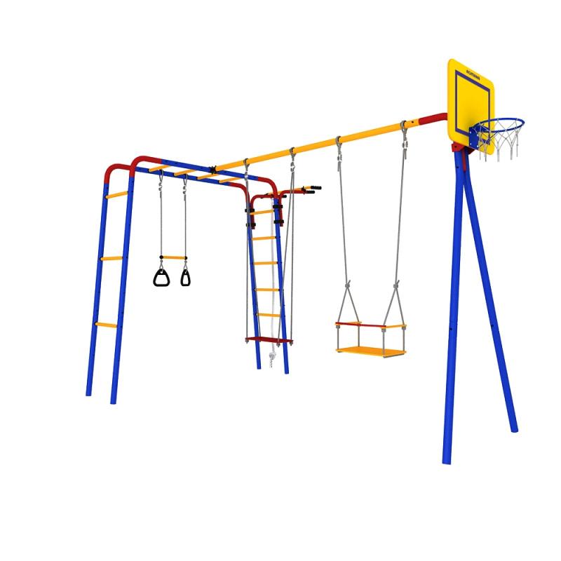 Купить Уличный спортивный комплекс Romana Акробат СК-3.3.22.00, Детские спортивные комплексы, площадки