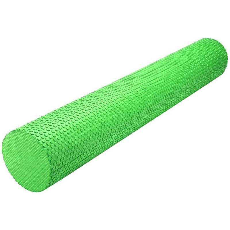 Купить Ролик массажный для йоги 90х15см B31603-6 зеленый, NoBrand