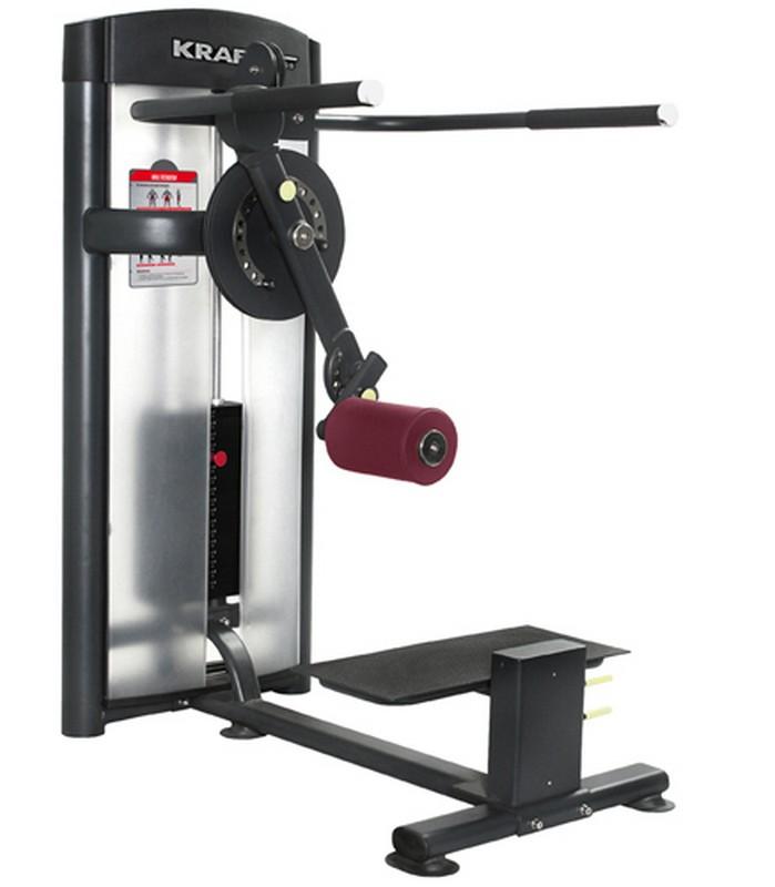 Мышцы бедра и ягодичные Kraft Fitness KFRH регулируемая скамья kraft fitness kffiuby