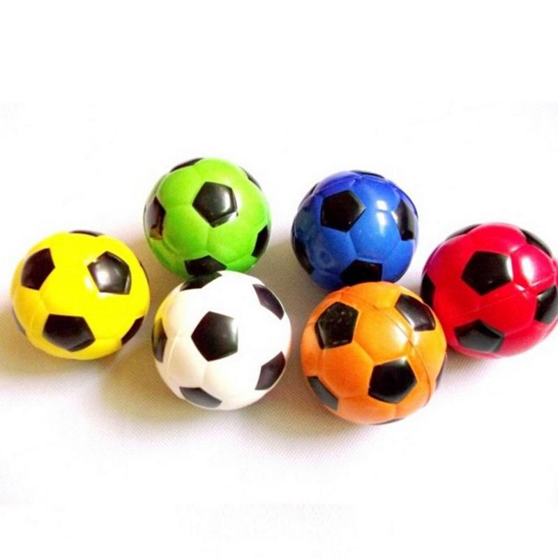 Купить Эспандер кистевой d-7.6 см F18572 (футбольный мяч), NoBrand